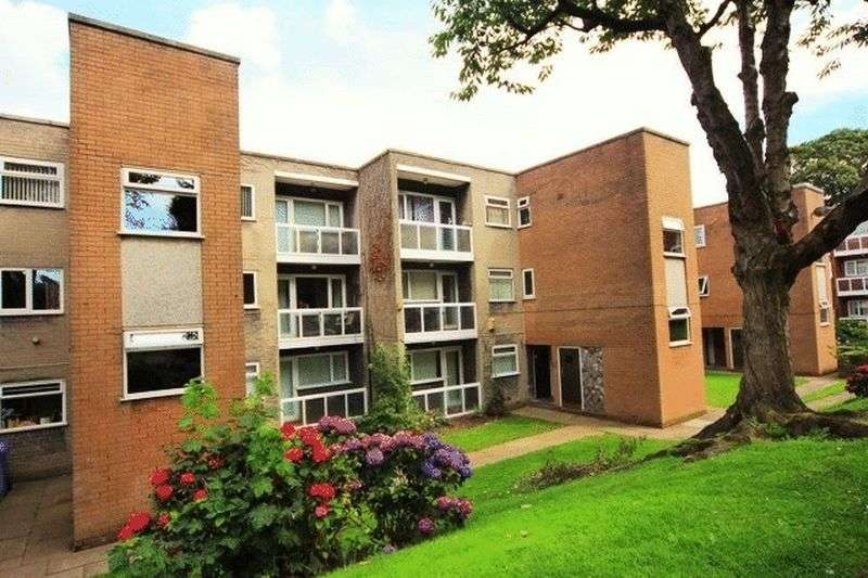2 Bedrooms Flat for sale in Acresgate Court, Gateacre, Liverpool, L25