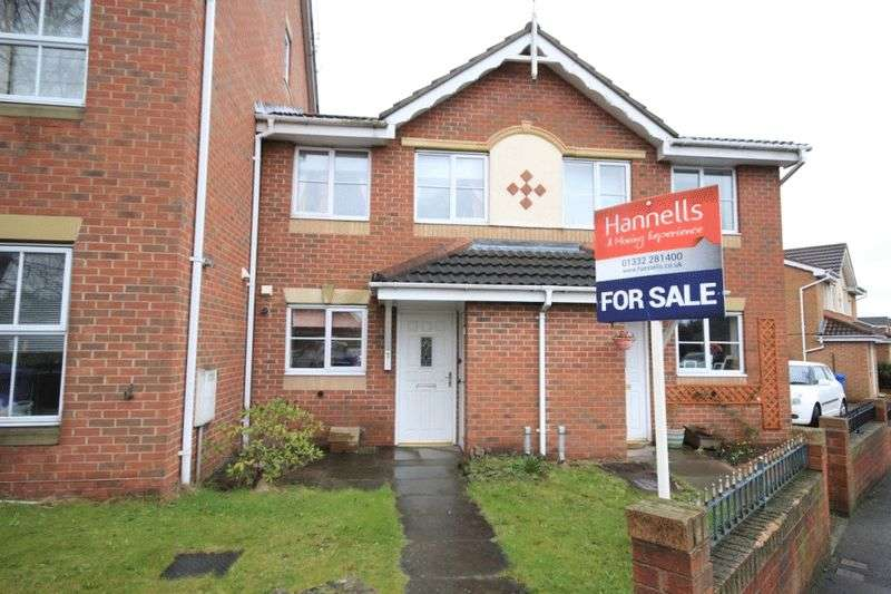 2 Bedrooms Terraced House for sale in STATION ROAD, SPONDON