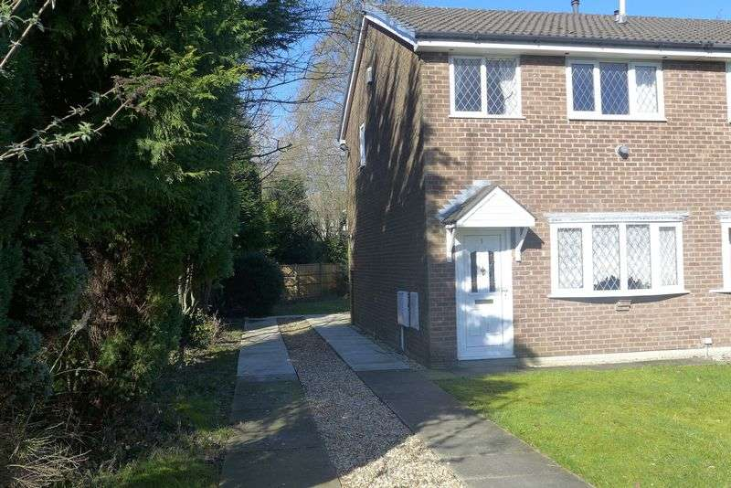 3 Bedrooms Semi Detached House for sale in Bowes Close, Bury