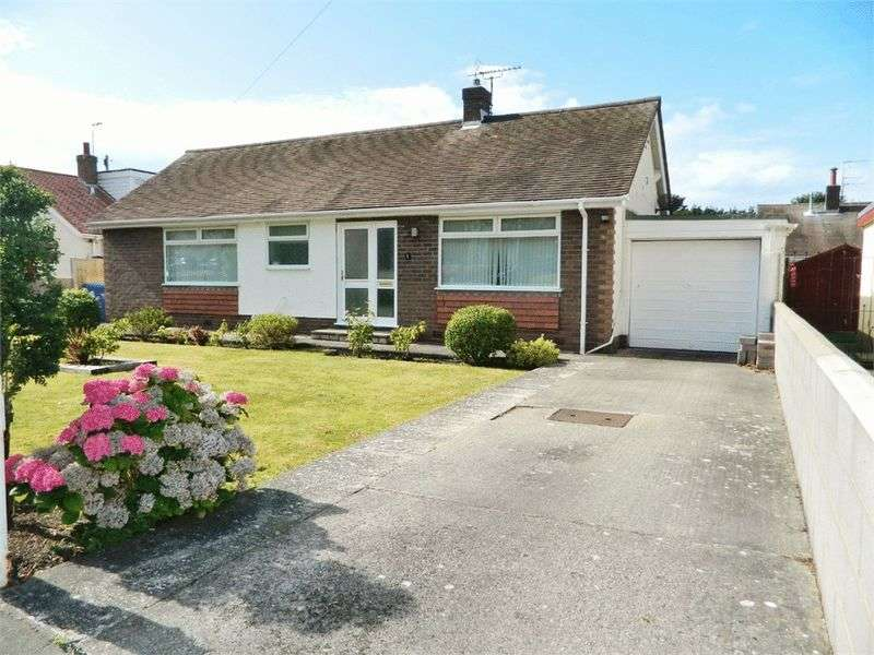 2 Bedrooms Detached Bungalow for sale in Cadnant Avenue, PRESTATYN