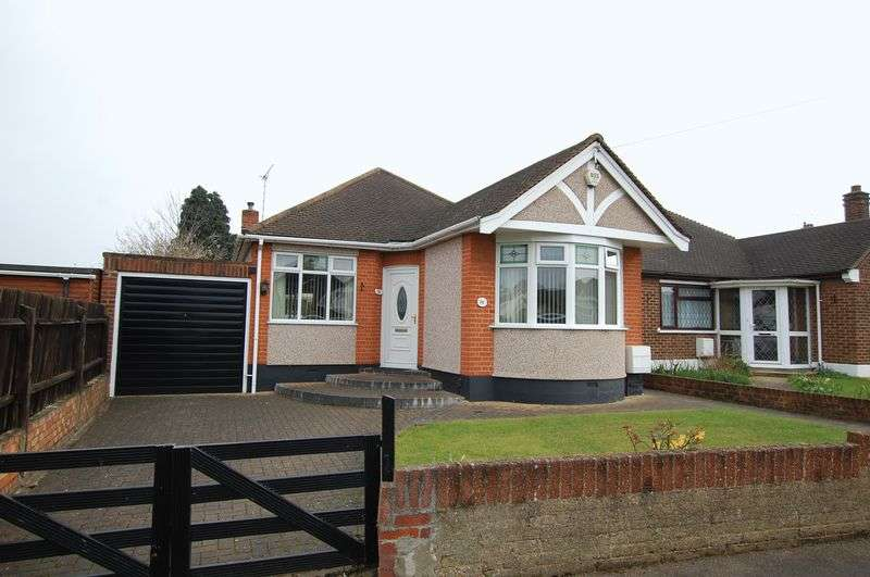 2 Bedrooms Detached Bungalow for sale in North Grays