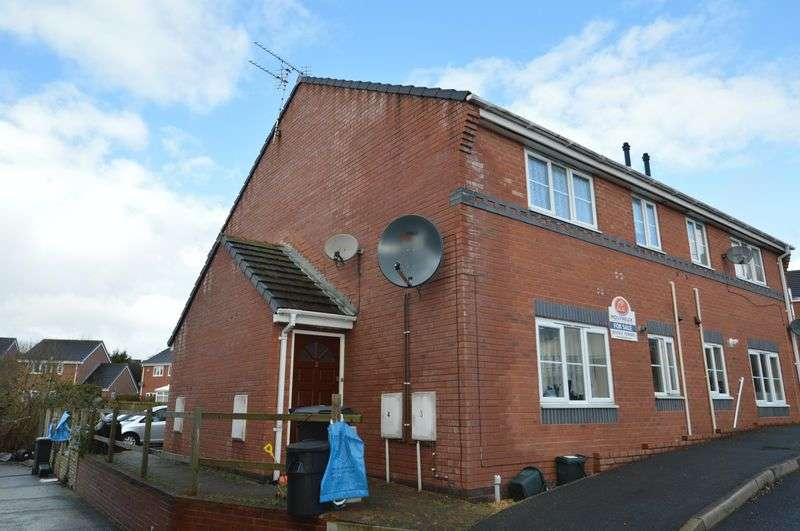 2 Bedrooms Flat for sale in Nant View Court, Buckley