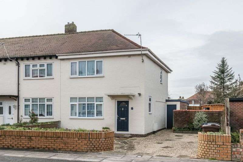 2 Bedrooms Terraced House for sale in Dawson Avenue, Crossens, Southport