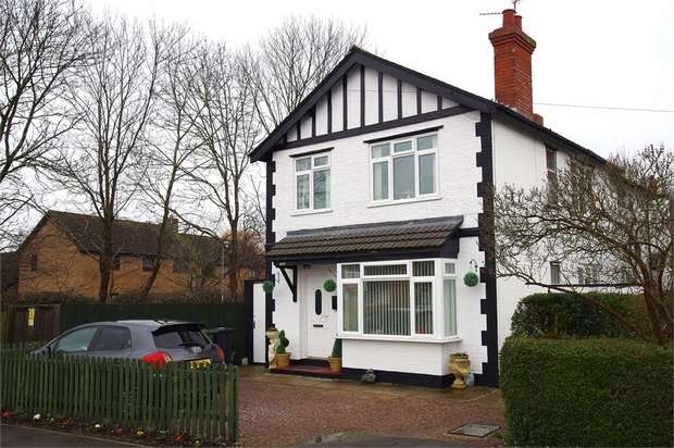 4 Bedrooms Detached House for sale in Lincoln Road, Peterborough, Cambridgeshire