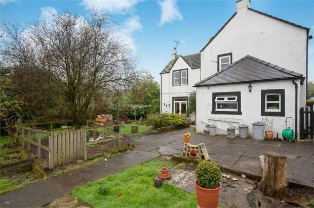 4 Bedrooms Detached House for sale in Auldgirth, Dumfries