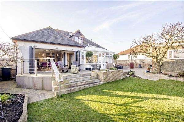 5 Bedrooms Detached Bungalow for sale in Bay View, Arundel Road, Ramsgate, Ramsgate