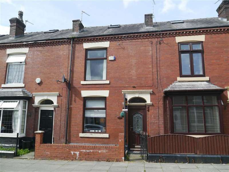 2 Bedrooms Property for sale in Agincourt Street, HEYWOOD, Lancashire, OL10