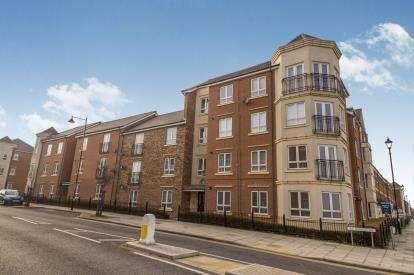 2 Bedrooms Flat for sale in Sea Winnings Way, Westoe Crown Village, South Shields, Tyne and Wear, NE33