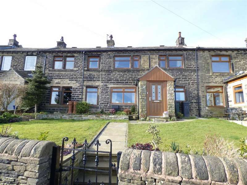 4 Bedrooms Property for sale in High Street, Golcar, HUDDERSFIELD, West Yorkshire, HD7