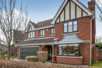 5 Bedrooms Detached House for sale in Kingsley Road, Cottam, Preston, Lancashire