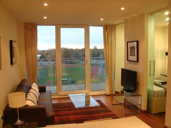 1 Bedroom Apartment Flat for rent in Chelsea Bridge Wharf SW8