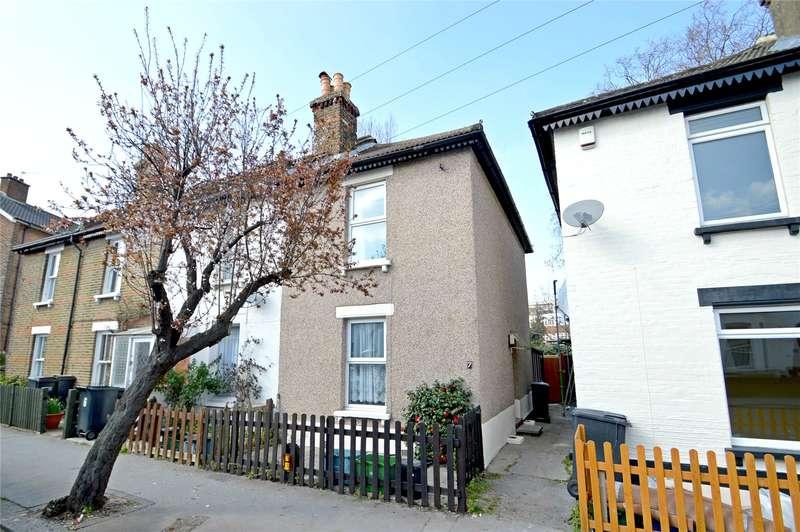 2 Bedrooms End Of Terrace House for sale in Warren Road, Croydon