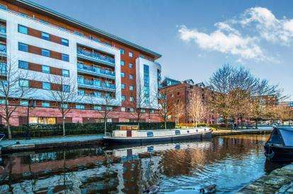 2 Bedrooms Flat for sale in Castlegate, 2 Chester Road, Manchester, Greater Manchester