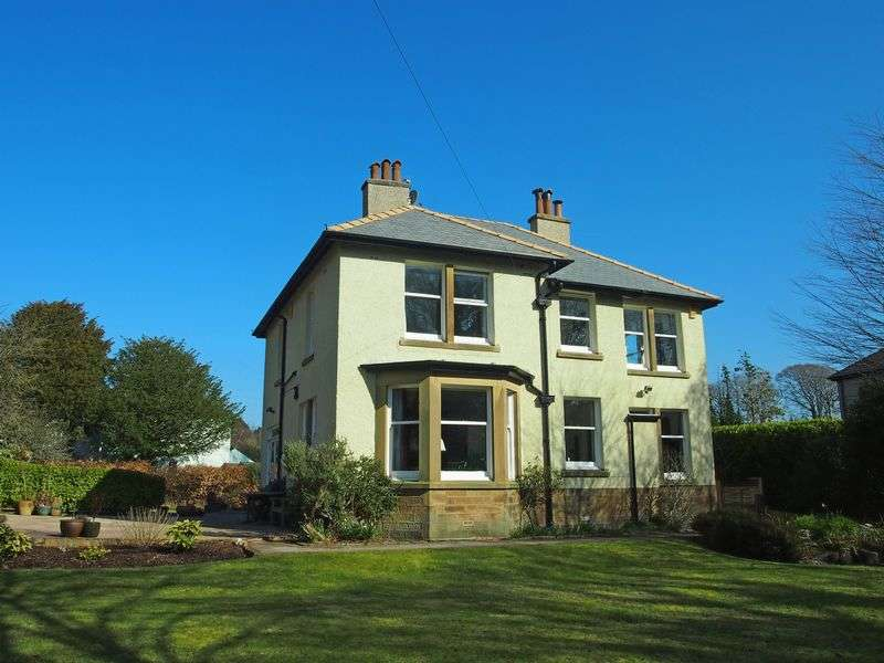 4 Bedrooms Detached House for sale in Hest Bank Lane, Hest Bank, Lancaster