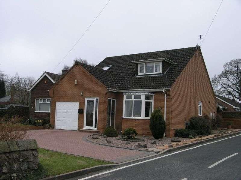 4 Bedrooms Detached Bungalow for sale in Wilton Close, (Off Setton Drive), Sedgley