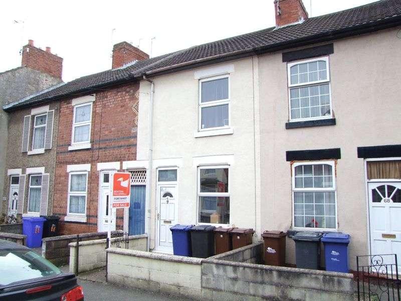 2 Bedrooms Terraced House for sale in Oak Street, Burton