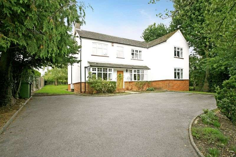 5 Bedrooms Detached House for sale in Broadway Road, Windlesham