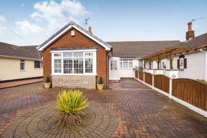 2 Bedrooms Bungalow for sale in Sunderland Avenue, Thornton-Cleveleys, Lancashire, FY5