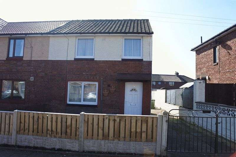3 Bedrooms Semi Detached House for sale in Raffles Avenue, Carlisle