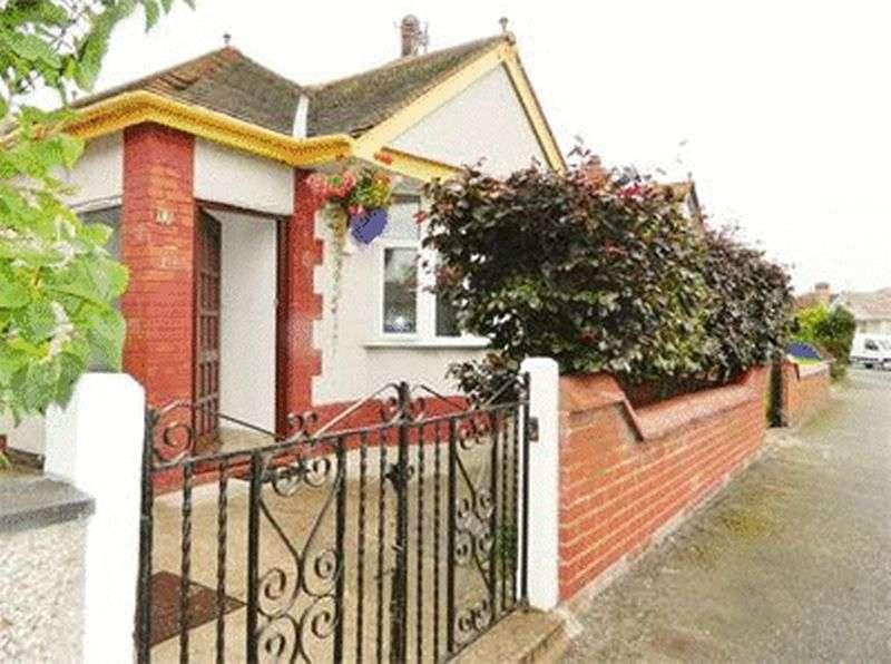 2 Bedrooms Bungalow for sale in Regent Road, RHYL