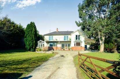 6 Bedrooms Detached House for sale in Y Nentydd, Rhyd-Y-Foel, Abergele, Conwy, LL22