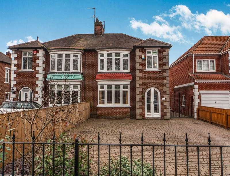3 Bedrooms Semi Detached House for sale in Acklam Road, Middlesbrough, TS5