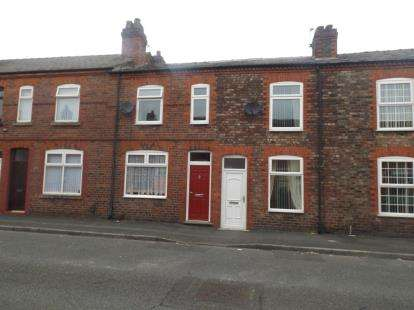 2 Bedrooms Terraced House for sale in Hume Street, Warrington, Cheshire, WA1