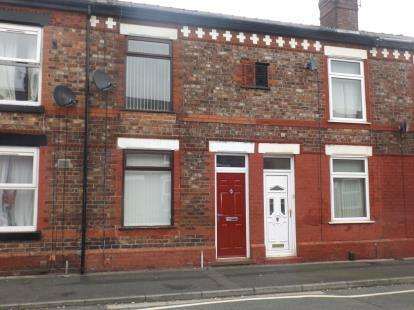 2 Bedrooms Terraced House for sale in Winifred Street, Warrington, Cheshire, WA2