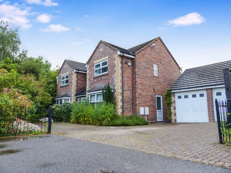 4 Bedrooms Detached House for sale in Hinton Close, Whittlesey, Peterborough, PE7 1JL