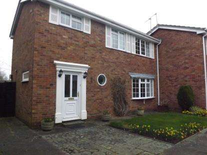 3 Bedrooms Semi Detached House for sale in Barrymore Court, Grappenhall, Warrington, Cheshire