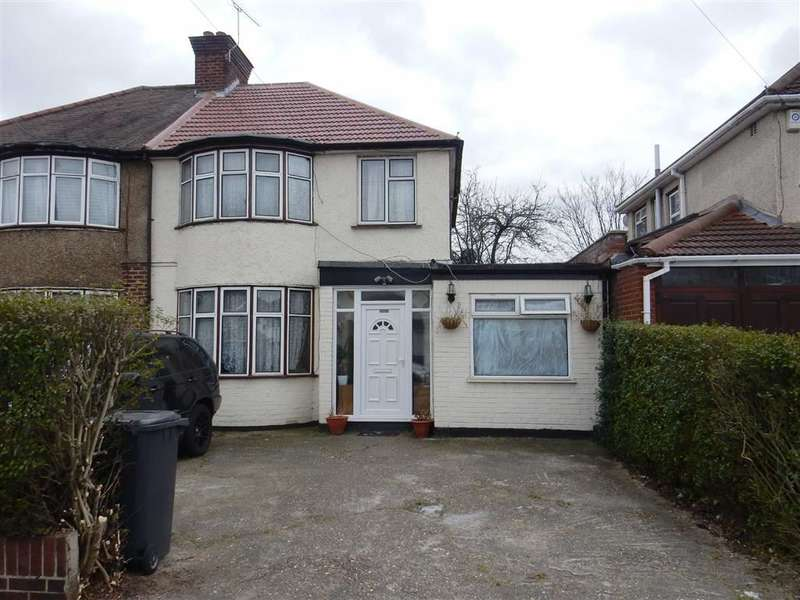 3 Bedrooms Property for sale in Lady Margaret Road, Southall, Middlesex