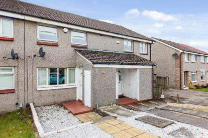 1 Bedroom Flat for sale in Kirkhill Gardens, Cambuslang, Glasgow, South Lanarkshire