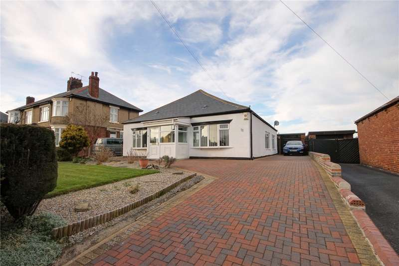 2 Bedrooms Detached Bungalow for sale in Woodhouse Lane, Bishop Auckland, Co. Durham, DL14