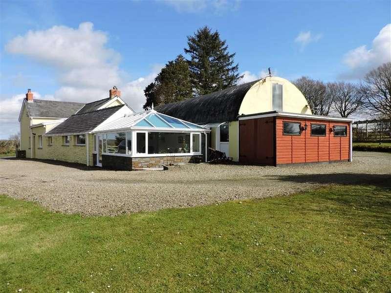 2 Bedrooms Property for sale in Pencader, Llanfihangel-Ar-Arth, Carmarthenshire