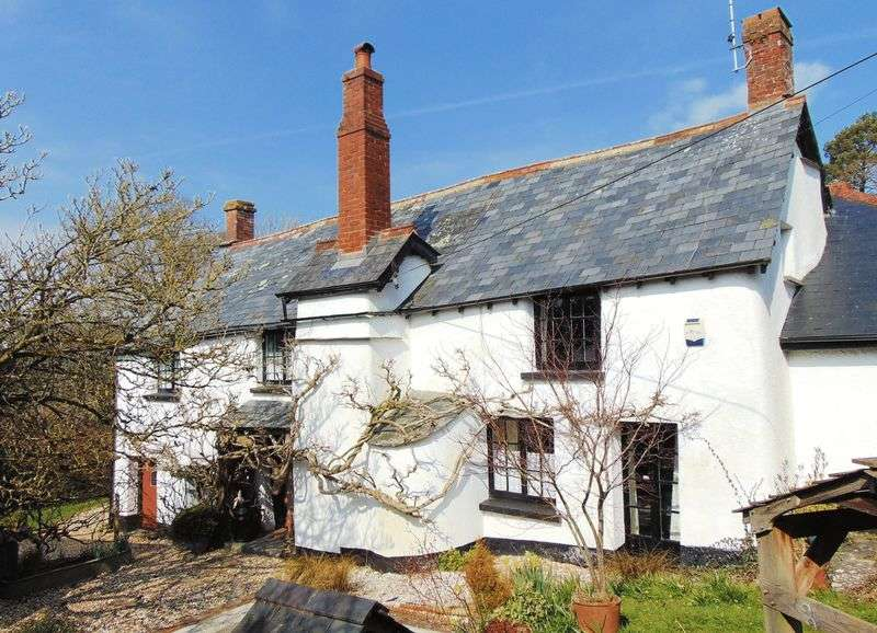 3 Bedrooms Detached House for sale in Tedburn St. Mary, Exeter