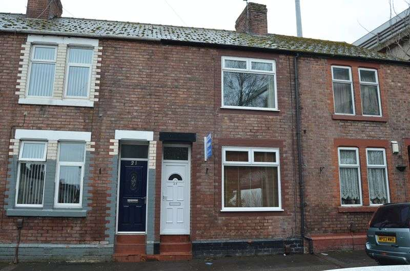 3 Bedrooms Terraced House for sale in Lord Street, Runcorn