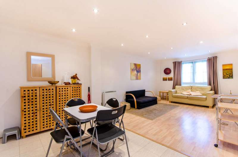 2 Bedrooms Flat for sale in Essex Road, Islington, N1