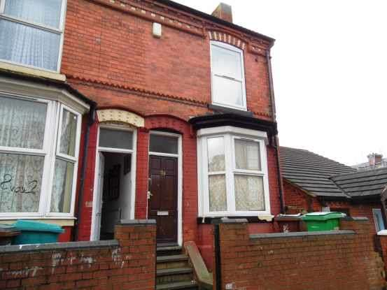 3 Bedrooms Terraced House for sale in Birkin Avenue, Nottingham, Nottinghamshire, NG7 5AE