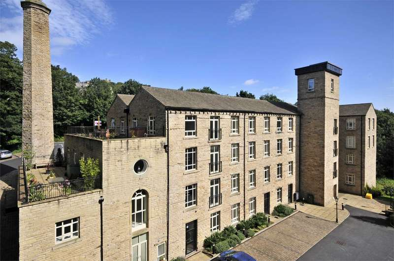 1 Bedroom Flat for sale in Heritage Mills, Brook Lane, Golcar, HUDDERSFIELD, West Yorkshire