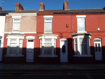 2 Bedrooms Terraced House for sale in Southgate Road, Liverpool, Merseyside, L13