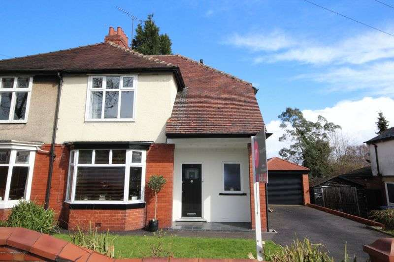4 Bedrooms Semi Detached House for sale in WOODLANDS AVENUE, Bamford, Rochdale OL11 5HJ