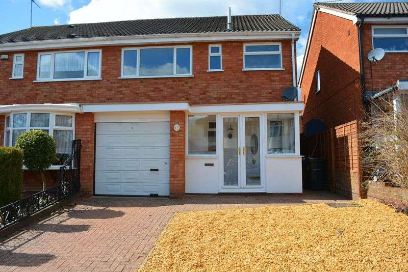 3 Bedrooms Semi Detached House for sale in Alfred Street, Kings Heath - WELL PRESENTED THREE BEDROOM SEMI DETACHED HOME IN KINGS HEATH WITH NO CHAIN!!