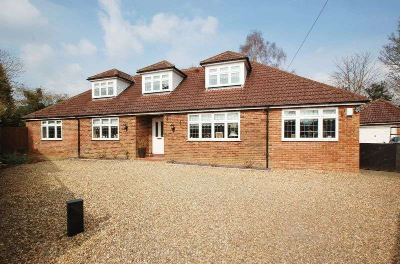 5 Bedrooms Detached House for sale in Totteridge Common