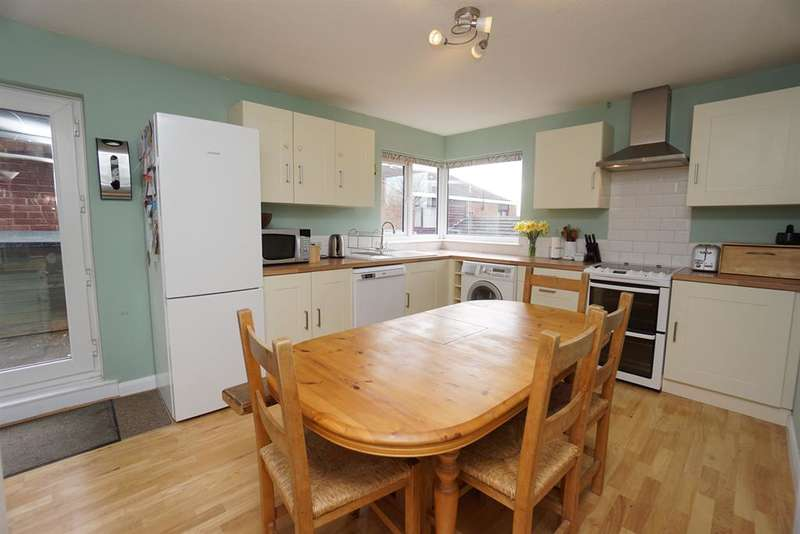2 Bedrooms Flat for sale in Wensley Close, Page Hall, Sheffield, S4 8HL