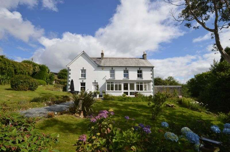 6 Bedrooms Detached House for sale in Carluddon, St. Austell