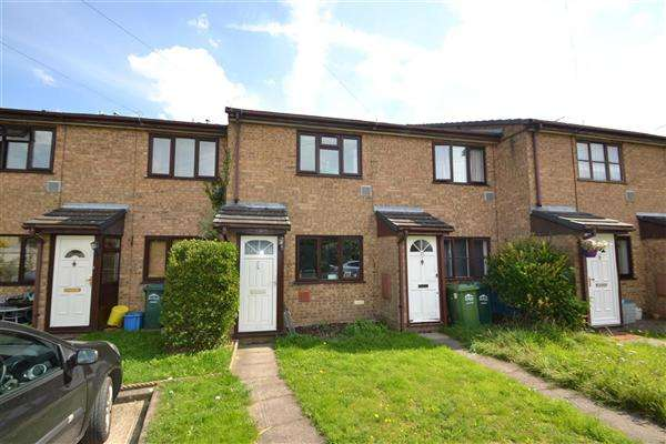 1 Bedroom Terraced House for sale in Riverside Place, Stanwell