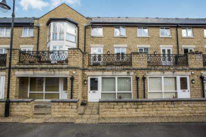 1 Bedroom Flat for sale in Kitchenman Apartments, Charlotte Close, Halifax, West Yorkshire