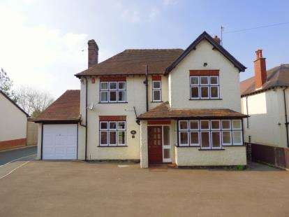 5 Bedrooms Detached House for sale in Stroud Road, Tuffley, Gloucester, Gloucestershire