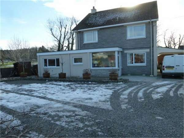 4 Bedrooms Detached House for sale in Cullree House, Dalbeattie, Dumfries and Galloway