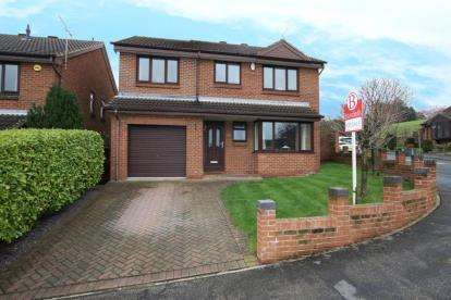 5 Bedrooms Detached House for sale in Raven Drive, Thorpe Hesley, Rotherham, South Yorkshire